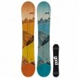 Snowboard Julia