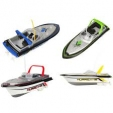 RC: Mini Boat - člun na dálkové ovládání