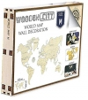 Woodencity: mapa světa M