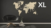Woodencity: mapa světa XL