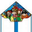 Pirate Crew - Simple Flyer 120 cm